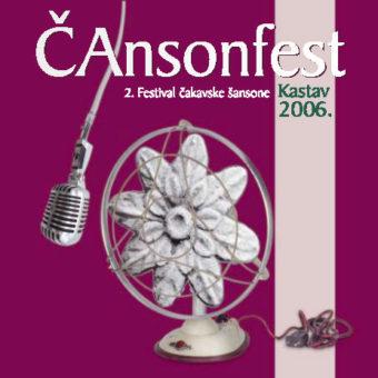 ČAnsonfest Kastav 2006.