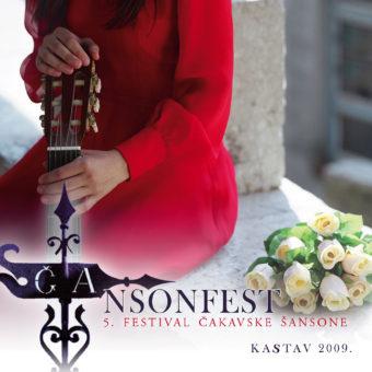 ČAnsonfest Kastav 2009.