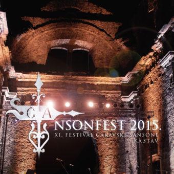 ČAnsonfest Kastav 2015.