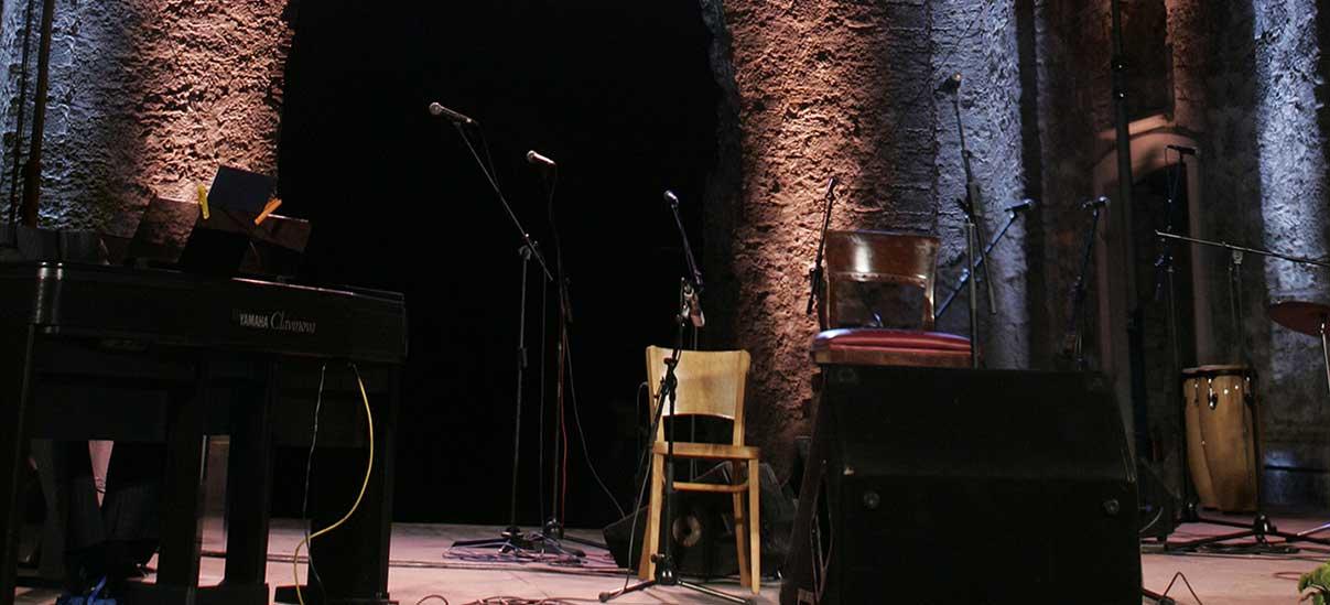 Skladbe i izvođači na 12. ČAnsonfestu