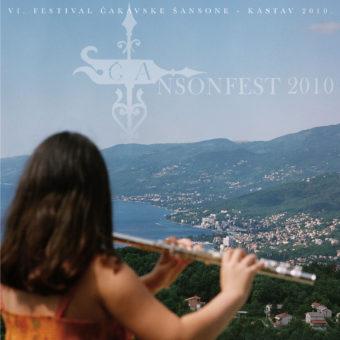 ČAnsonfest Kastav 2010.