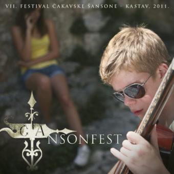 ČAnsonfest Kastav 2011.