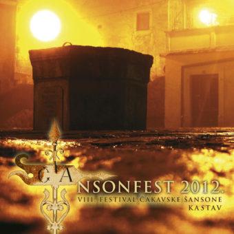 ČAnsonfest Kastav 2012.