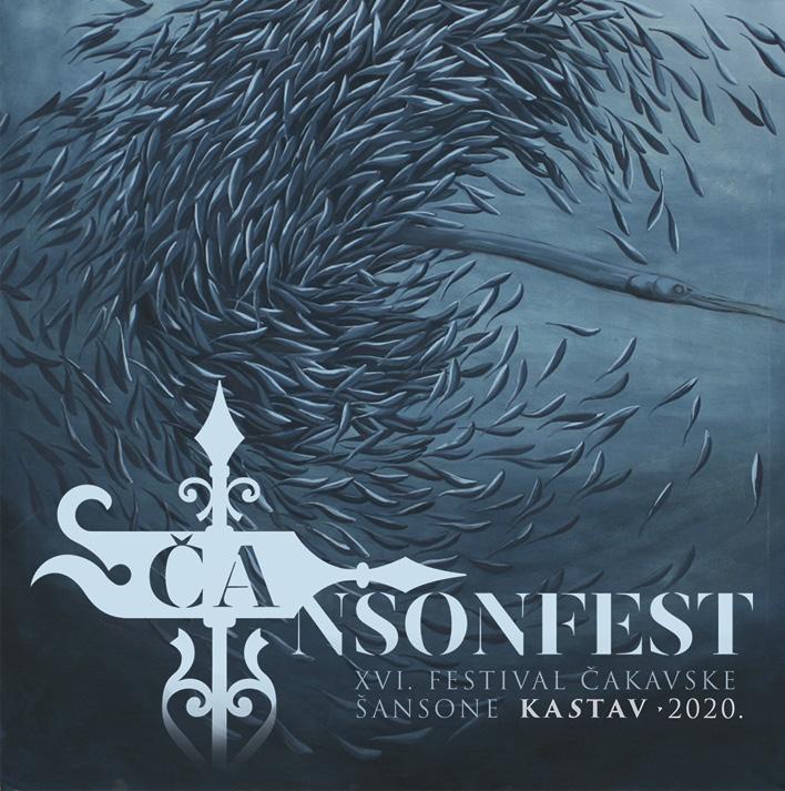 16. ČAnsonfest – Kastav 2020.